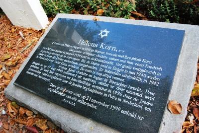 Monument Helena Korn