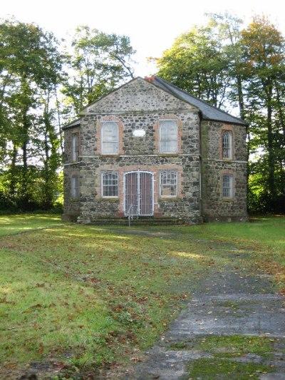 Commonwealth War Grave Crumlin First Presbyterian Churchyard