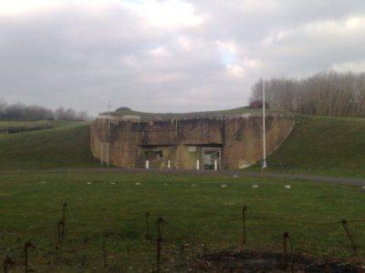 Maginotlinie - Fort Immerhof