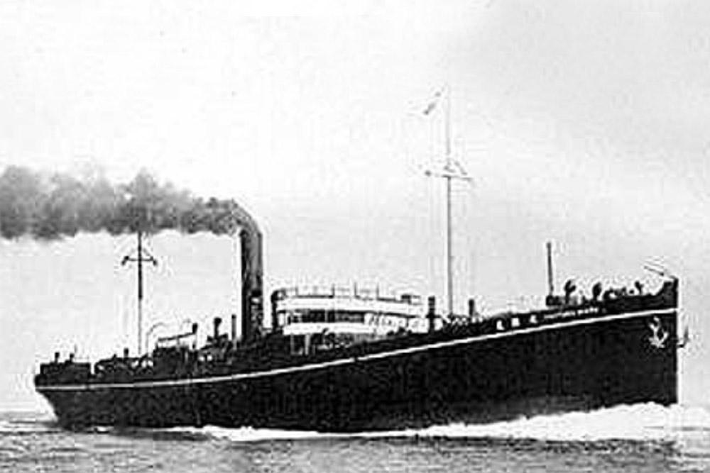 Shipwreck Keifuku Maru