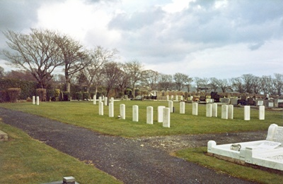 Commonwealth War Graves Douglas Cemetery