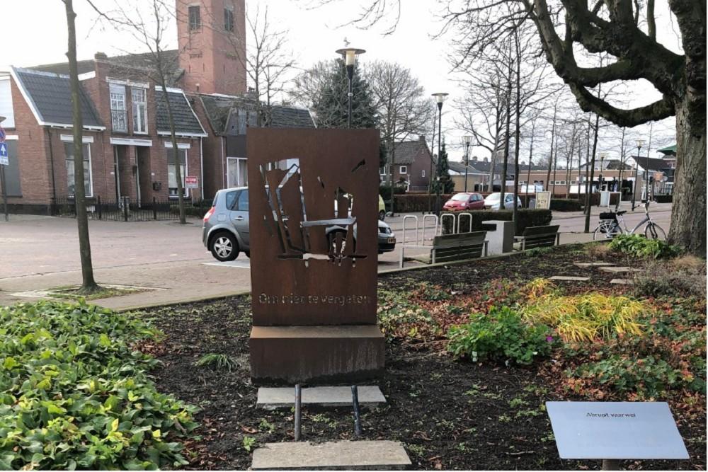 Monument oorlogsslachtoffers Glanerbrug