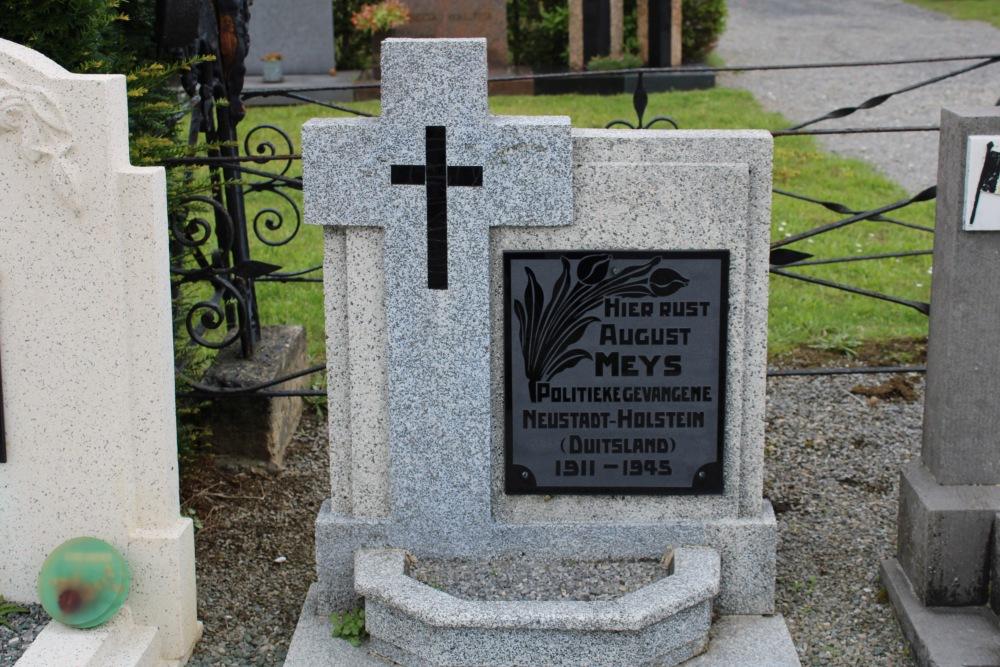 Belgische Oorlogsgraven Berg