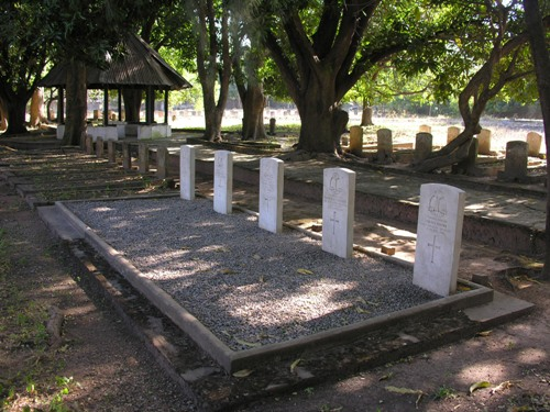 Commonwealth War Graves Kaduna Military Cemetery