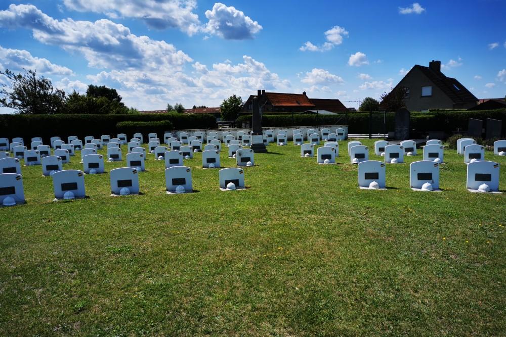 Oude Gemeentelijke Begraafplaats Heist