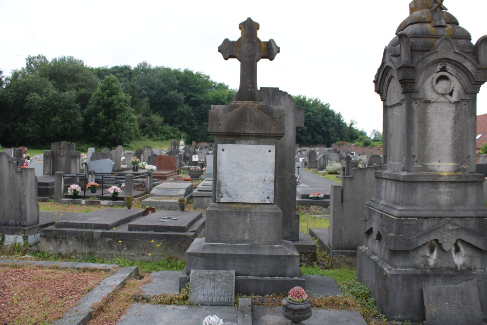 Veteran War Graves Blaton