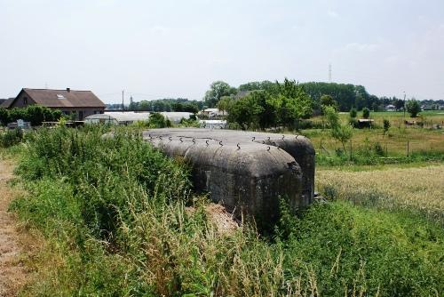 KW-Linie - Bunker H3