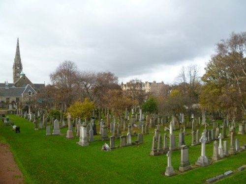 Commonwealth War Graves Grange Cemetery