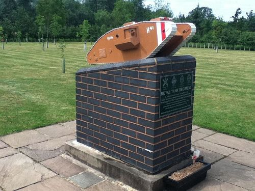Royal Tank Regiment Memorial