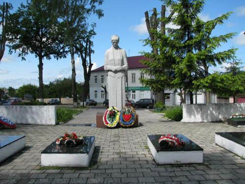 Sovjet Oorlogsbegraafplaats Mamonovo