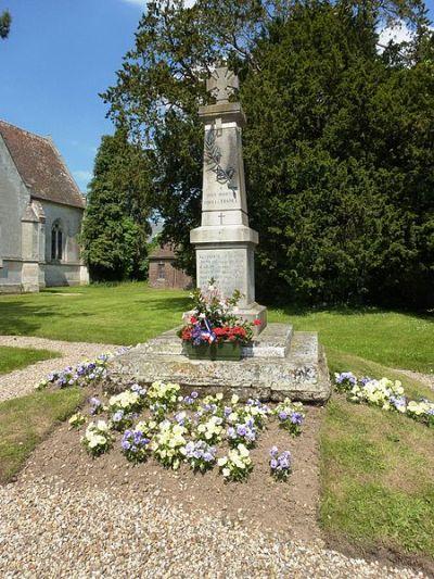 War Memorial Le Tilleul-Othon