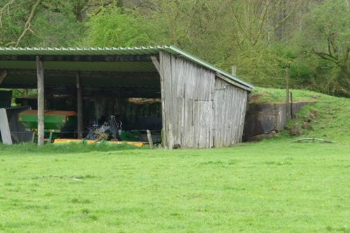 Gesloopte Bunker Steinbachshochwald
