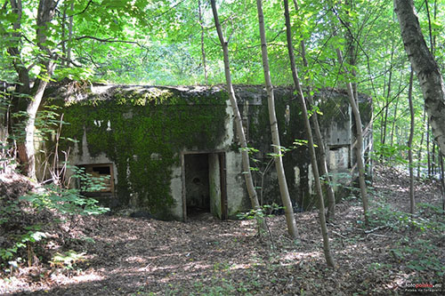 Fortified Region of Silesia - Heavy Casemate No. 70