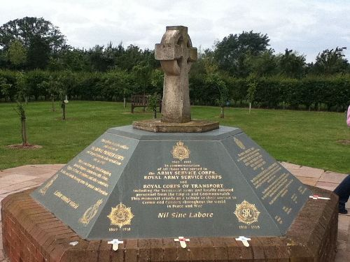 Monument Royal Logistic Corps