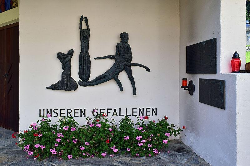 Oorlogsmonument Brandberg