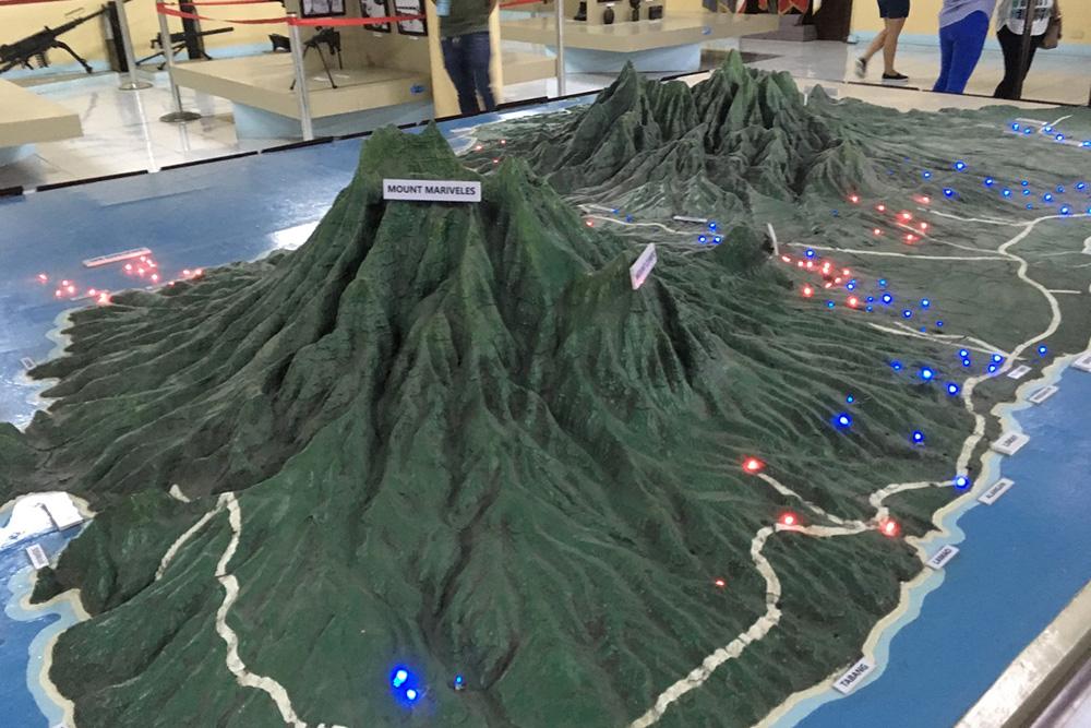 Bataan Peninsula