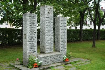 Jewish Memorial Trondheim