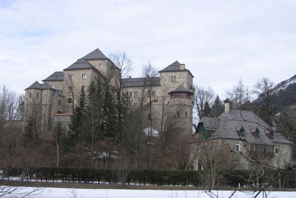 Fischhorn Castle