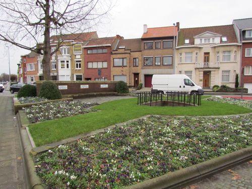 Bevrijdingsmonument Brugge