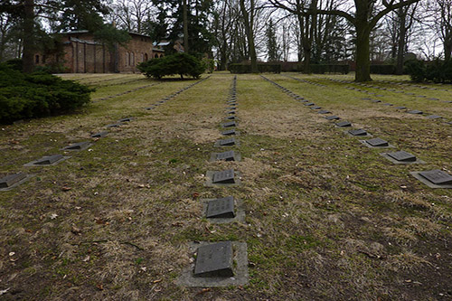 Columbiadamm German War Graves