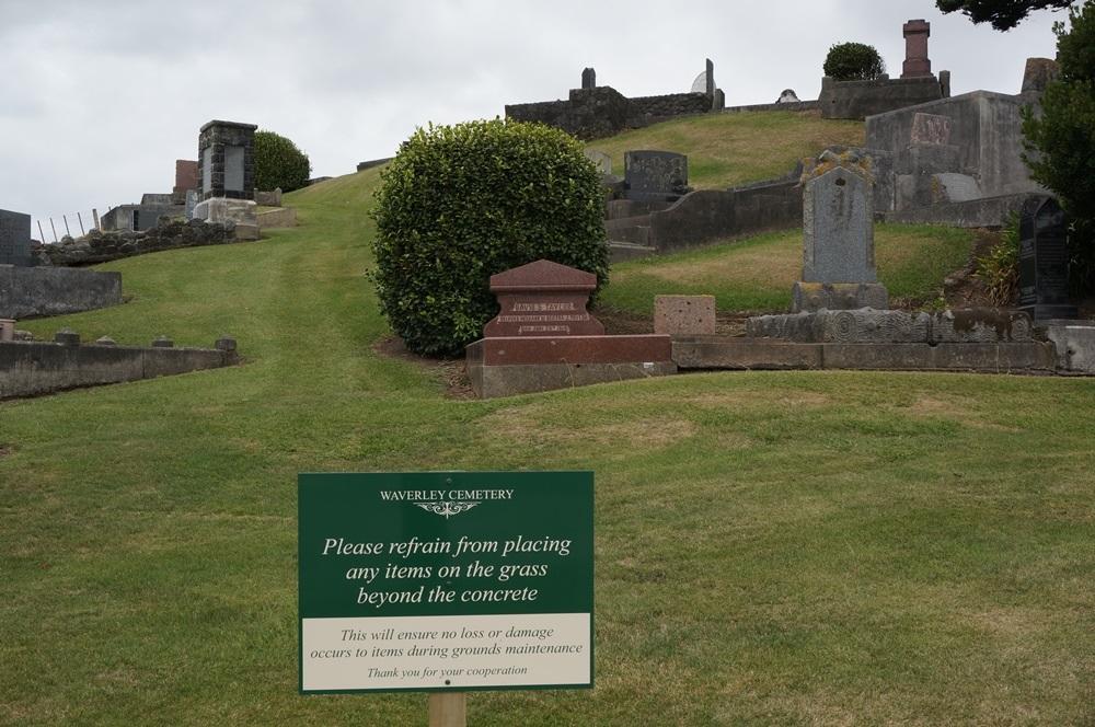 Oorlogsgraven van het Gemenebest Waverley Cemetery