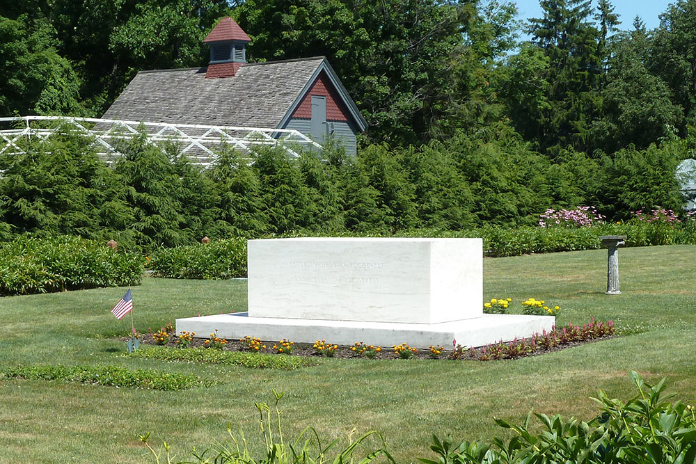 Franklin Delano and Anna Eleanor Roosevelt Tomb