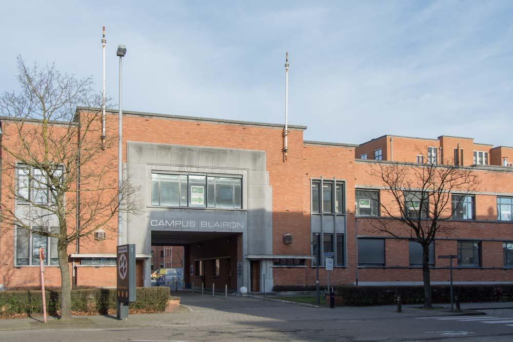 Former Barracks Major Blairon Turnhout
