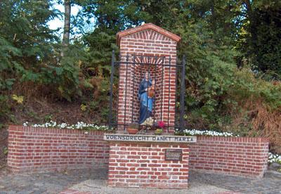 Monument Wederopbouw Woensdrecht