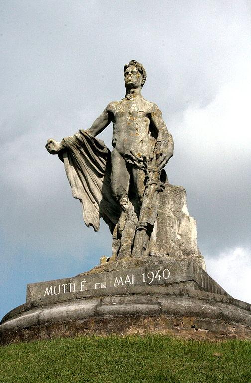 Monument 88e Division Territoriale de l'Armée Française