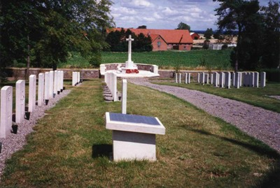 Commonwealth War Graves Svinø
