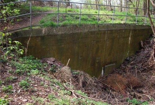 Westwall - Regelbau 108d Bunker Dillingen