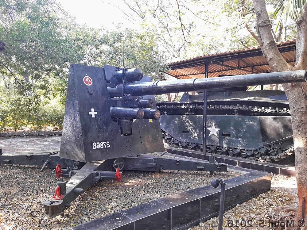 Cavalry Tank museum