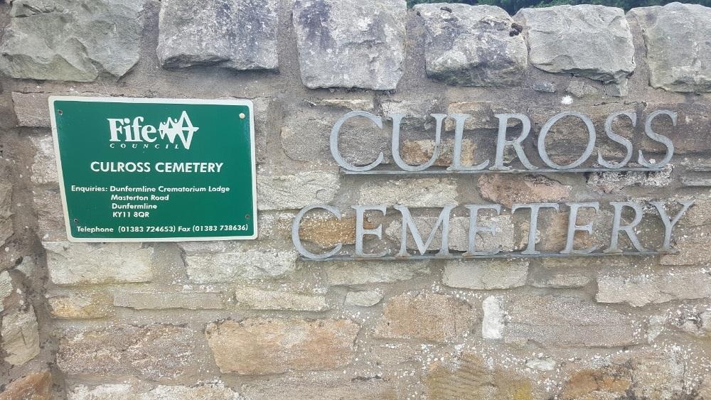 Commonwealth War Graves Culross New Cemetery