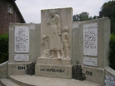 War Memorial Nampcel