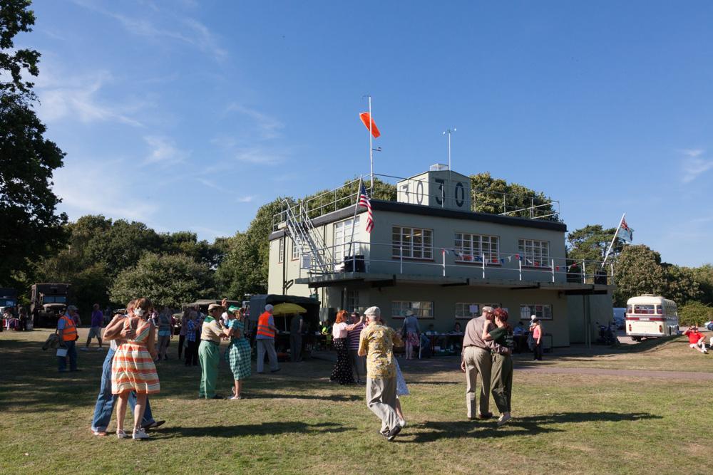 Martlesham Heath Control Tower Museum