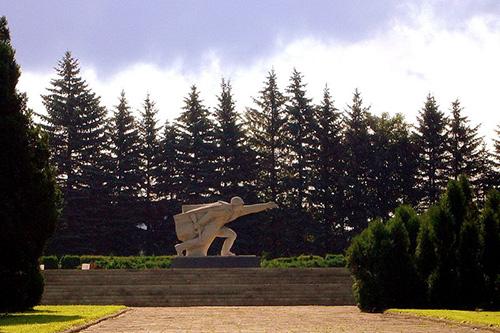 Soviet War Cemetery Bielsko-Biala