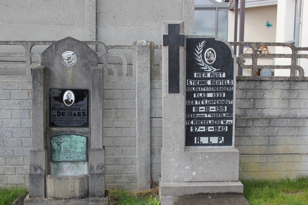 Belgisch Oorlogsgraven Eppegem