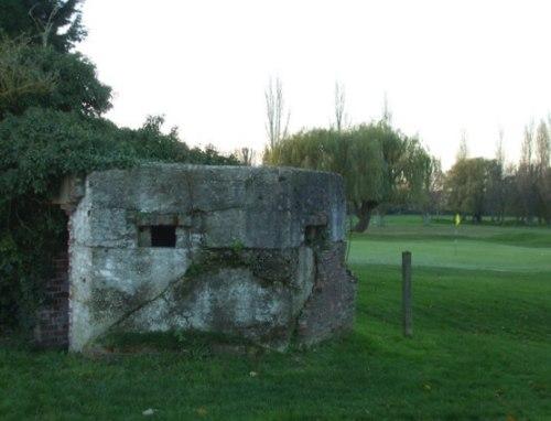 Bunker FW3/22 Rochford
