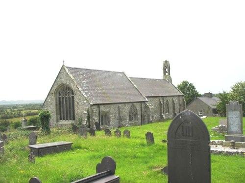 Commonwealth War Graves St. Christiolus Churchyard