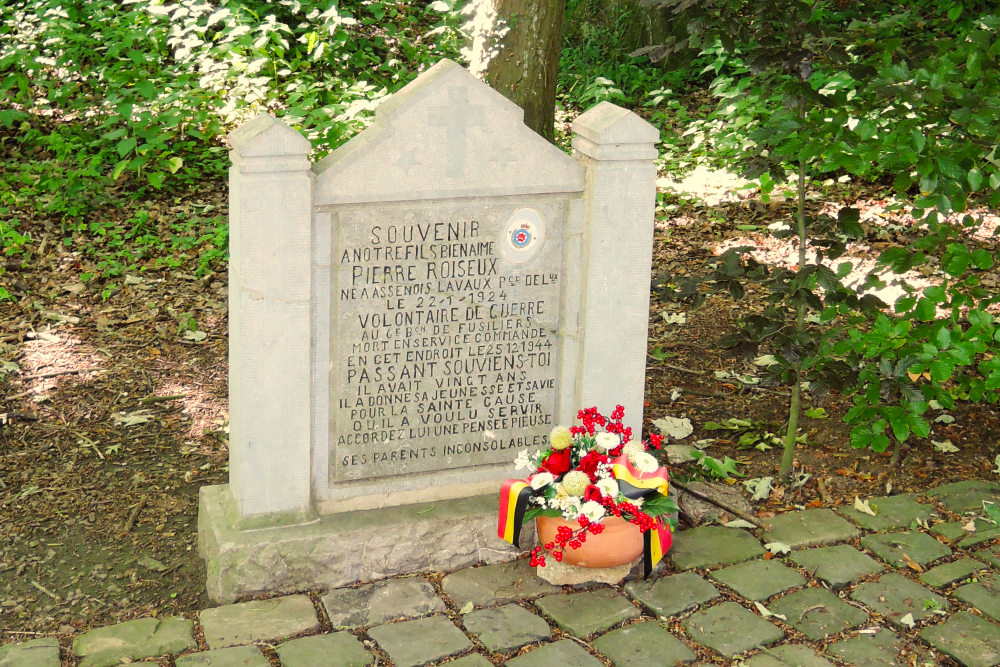 Memorial Pierre Roiseux Gemmenich