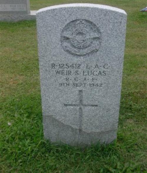 Oorlogsgraf van het Gemenebest Mount Carmel Cemetery
