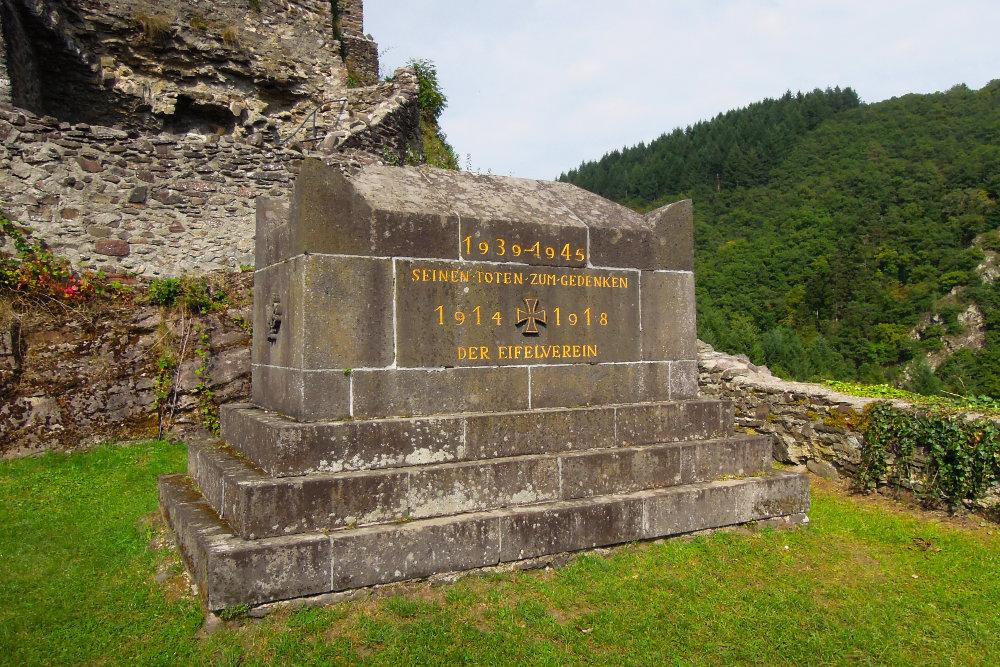 War Memorial Eifel-movement
