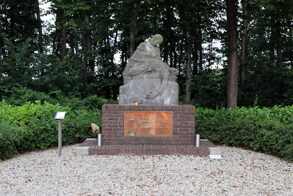 Monument Gesneuvelde Nederlandse Soldaten