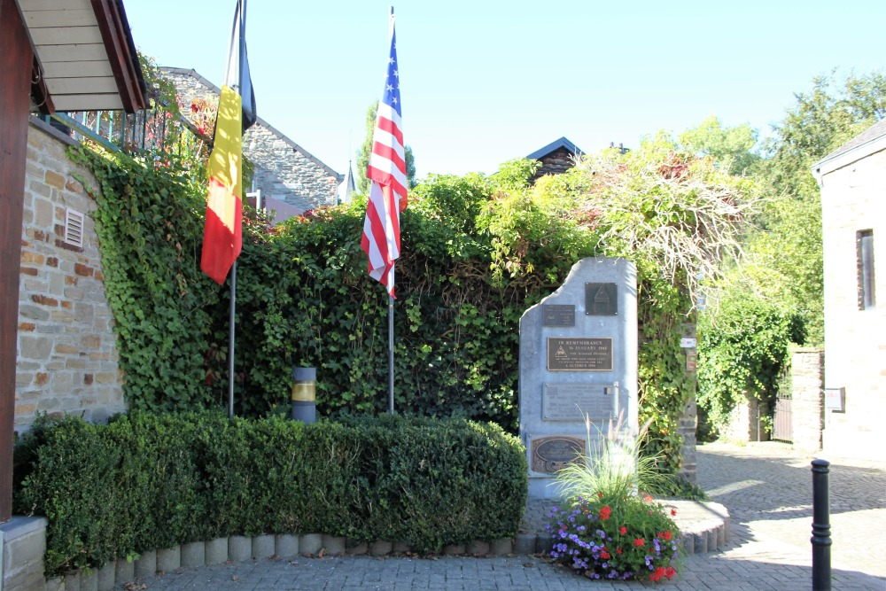 Memorial Contact Troops Houffalize