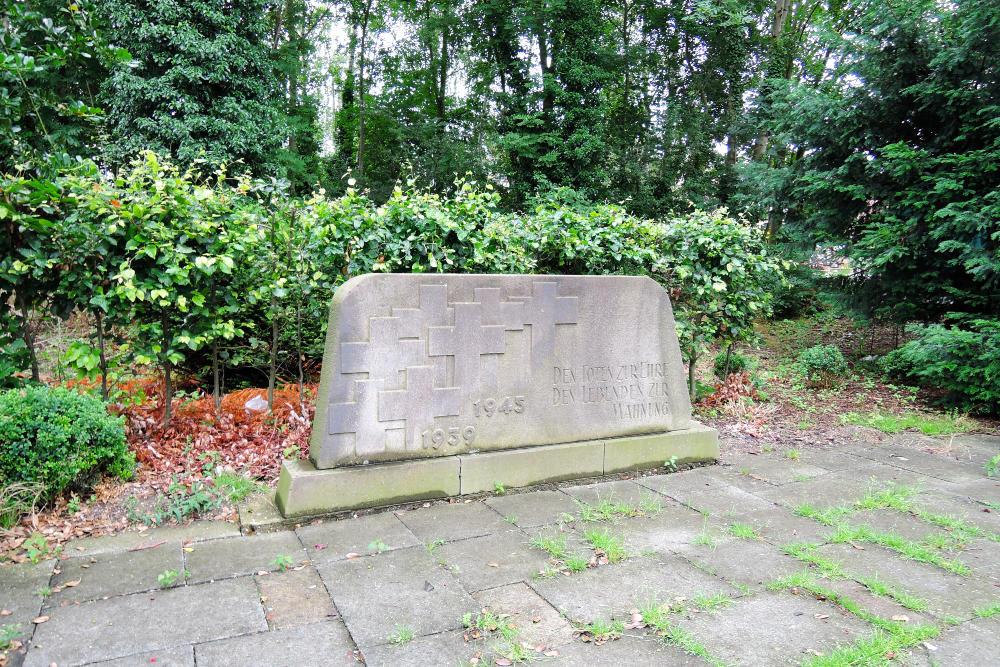 War Memorial Ameln 1939-1945