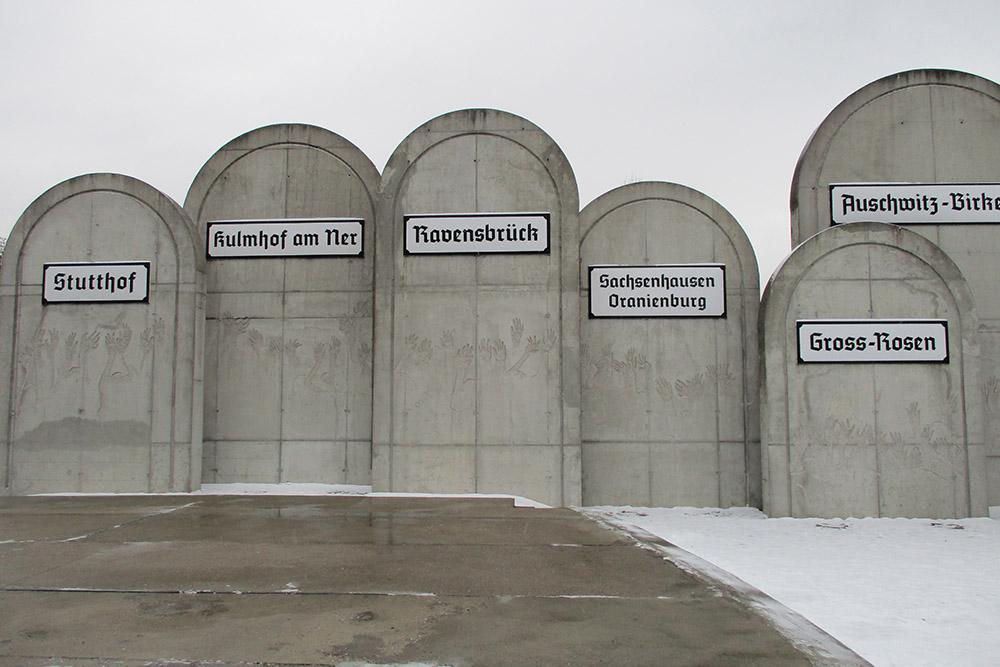Deportation Memorial Radegast