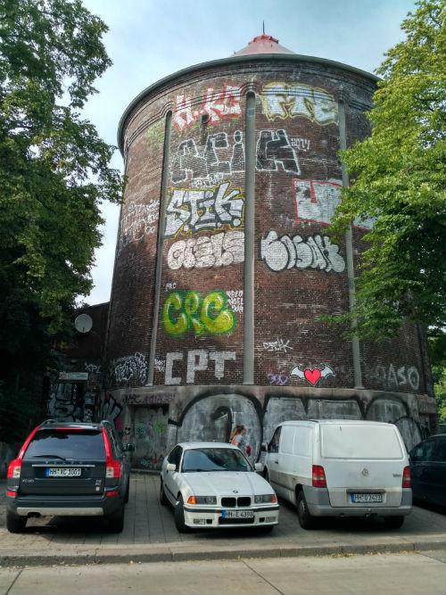Air Raid Bunker Danenweg 7