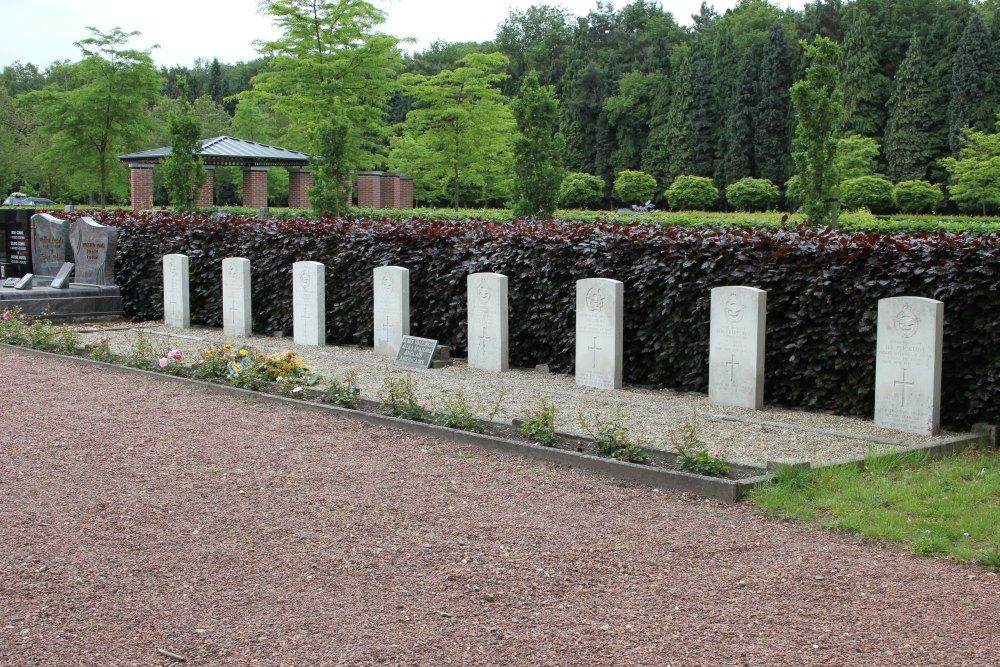 Oorlogsgraven van het Gemenebest Genk