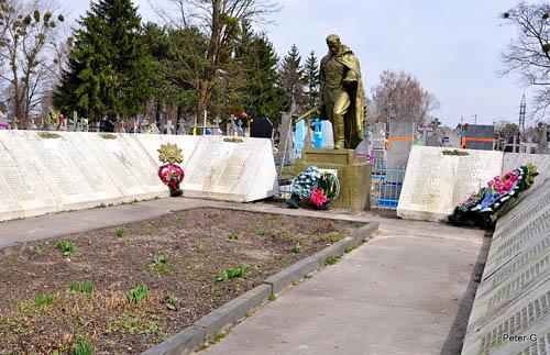 Massagraf Sovjet Soldaten Lyubytiv