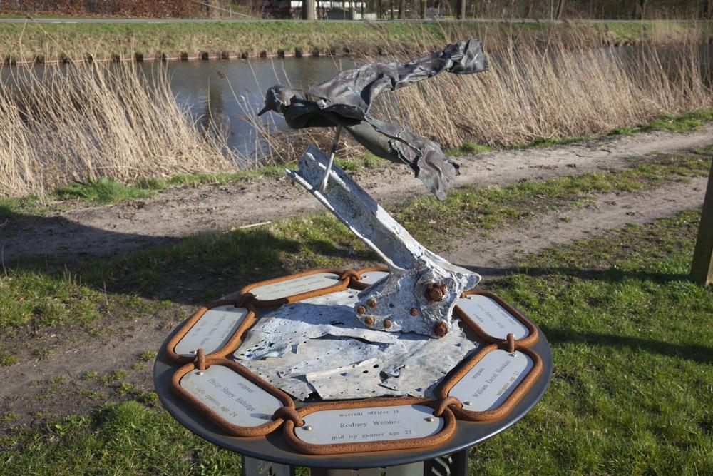 Monument Bemanning Halifax DT 795